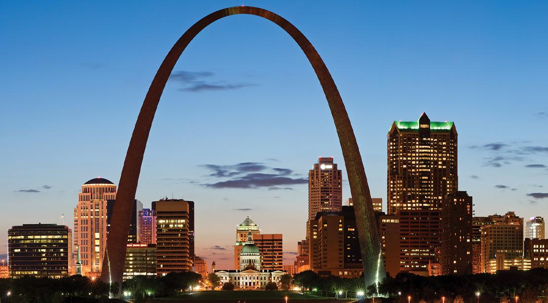 St; Louis Gateway Arch